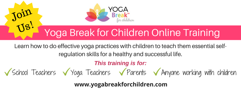 Yoga Break for Children™ Online Tra...